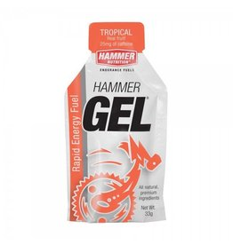Hammer Nutrition Hammer Nutrition Gel Trpoical (Contains Caffeine)