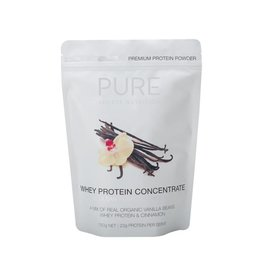 Pure Sports Nutrition Pure Whey Protein Organic Vanilla & Cinnamon 750Grams