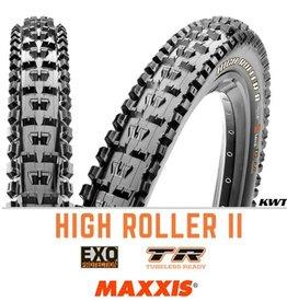 MAXXIS Maxxis High Roller II 27.5 x 2.3 EXO TR BLACK