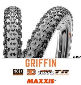 MAXXIS Maxxis Griffin 29 x 2.3 EXO 3C TR BLACK