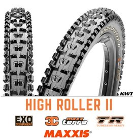 MAXXIS Maxxis High Roller II 29 x 2.3 EXO 3C TR BLACK