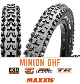 MAXXIS Maxxis Minion Front 29 x 2.3 EXO, 3C, TR BLACK