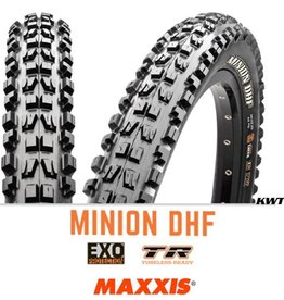MAXXIS Maxxis Minion Front 29 x 2.3 EXO TR BLACK