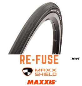 MAXXIS Maxxis Refuse 700 x 23c Folding Black