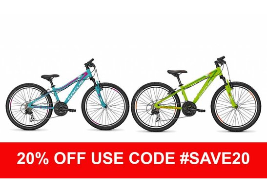 Kids Bikes 24Inch (Ages 8-12)