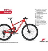 Focus Focus O1E Team 48 Large (With Reverb dropper seat post)