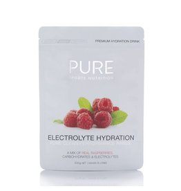Pure Sports Nutrition Pure Electrolyte Hydration Raspberry