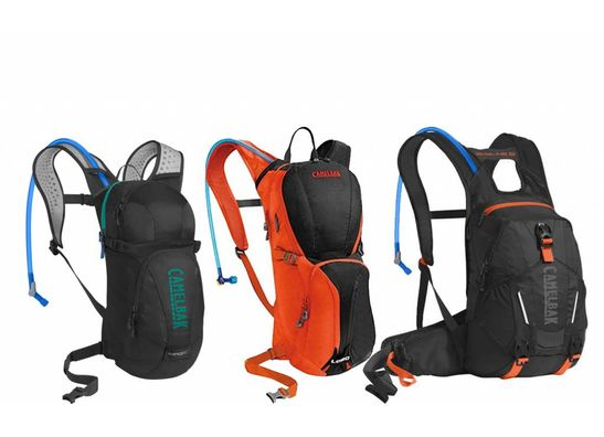 Hydration Packs/Bottles