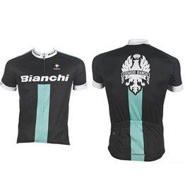 Bianchi Bianchi Repoarto Corse Jersey Black