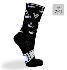 Versus Versus Coffee Ride Socks Size 7-11