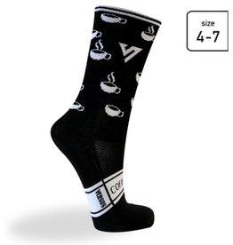 Versus Versus Coffee Ride Socks Size 4-7