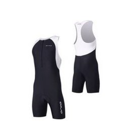Orca Orca Equip Tri Suit Tback Mens Small Black/White