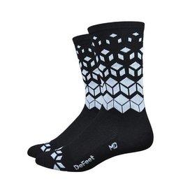 "Defeet Defeet 6"" Rocks Socks Size Small"