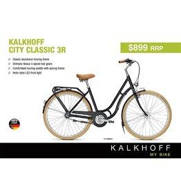 Kalkhoff City Classic S