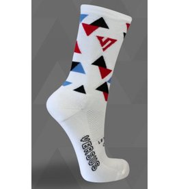 Versus Versus Triangles Socks