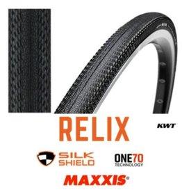 MAXXIS Maxxis Relix 700 x 25c Folding Black