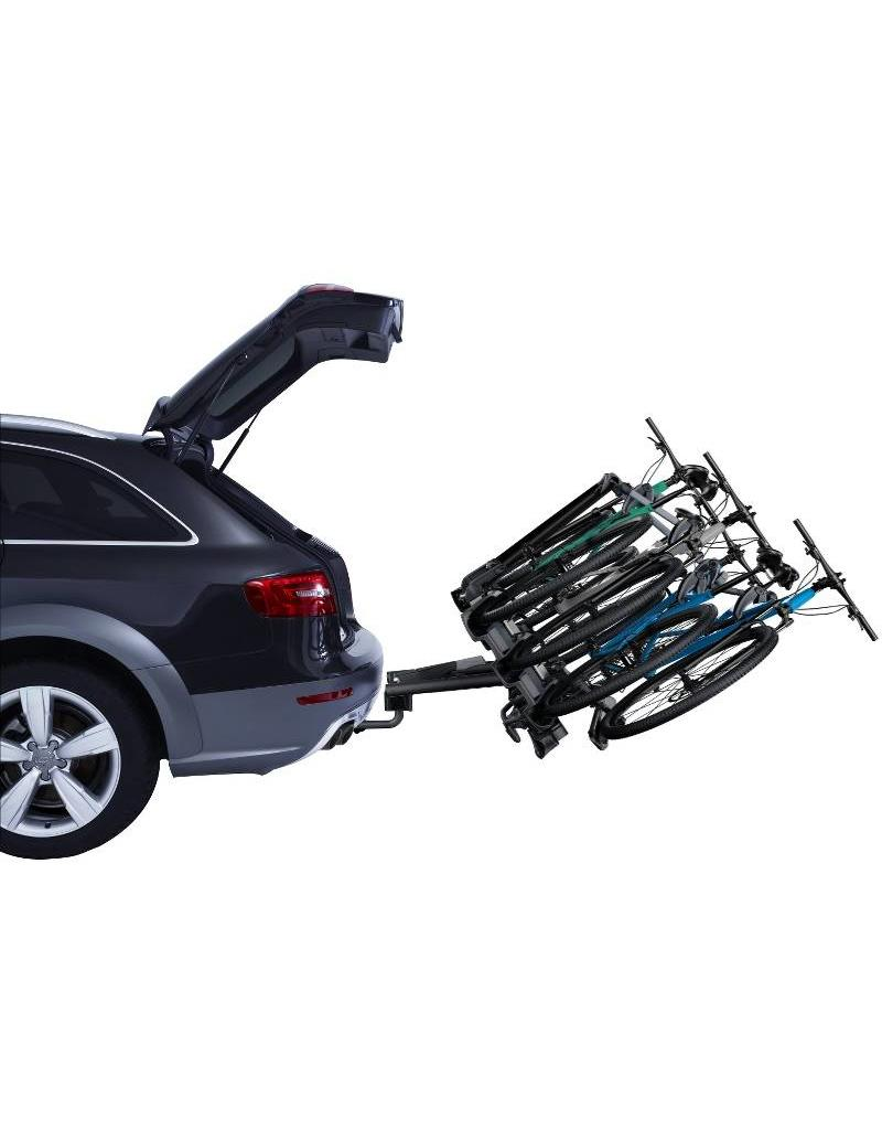 Thule Thule 927AU VeloCompact 3+1 Bike Carrier(Tow Ball Mount)