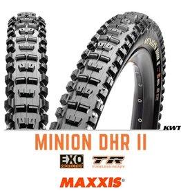 MAXXIS Maxxis Minion DHRII 29 x 2.4 WT TR 60TPI BLACK
