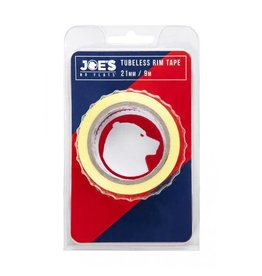 Joe's Joes No Flats Rim Tape 9 Meters X 21mm