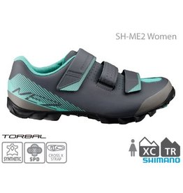 Shimano Shimano Me200 SPD Women's Shoe Green/Grey