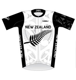 Tineli Tineli New Zealand Pro Aero Jersey (Order by 25/6/18)