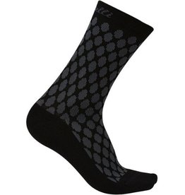 Castelli Castelli Sfida 13cm Sock Anthracite Small/Medium
