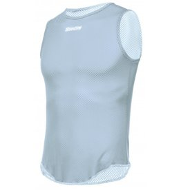 Santini Baselayer Sleevless Lieve Blue Medium