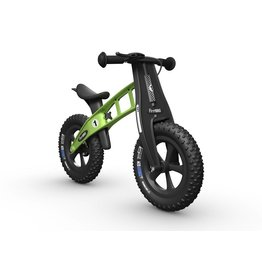 First Bike First Bike Fat Cross - Green with Brake