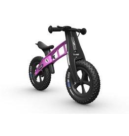First Bike First Bike Fat Cross - Pink with Brake