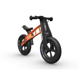 First Bike First Bike Fat Cross - Orange with Brake