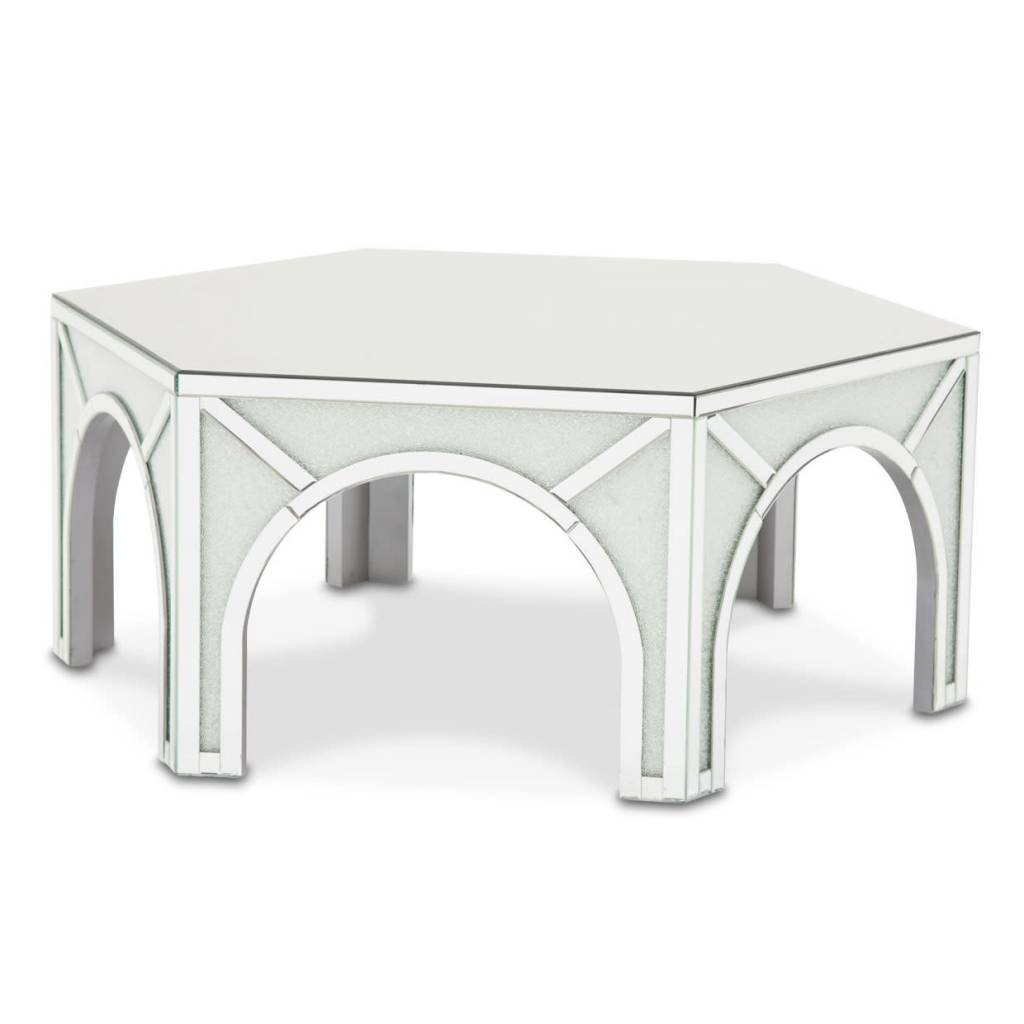 ULINE COCKTAIL TABLE B 46X40X19 INCHES ...
