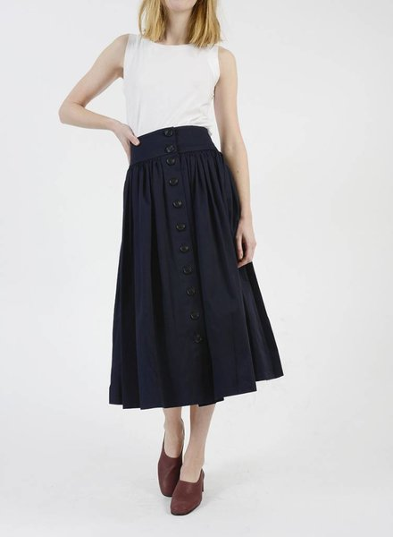 MiMi Frocks Big Button Skirt