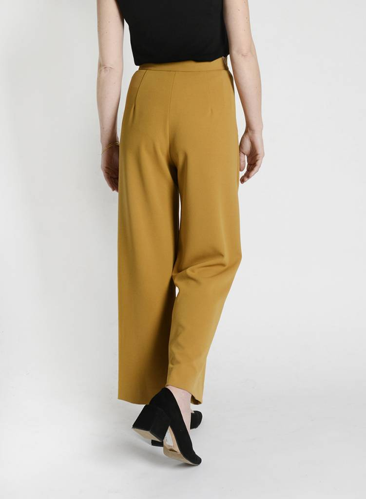 MiMi Frocks Cropped Hepburn Pant