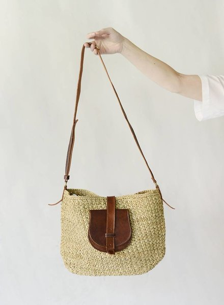 Other Charlotte Raffia Bag