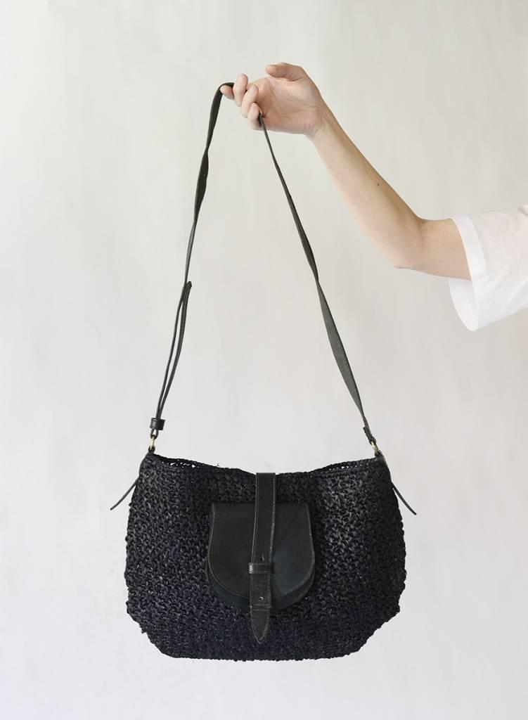 Other Charlotte Raffia Bag