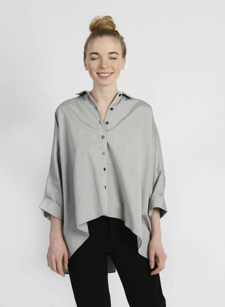 MiMi Frocks Big Dolman Shirt