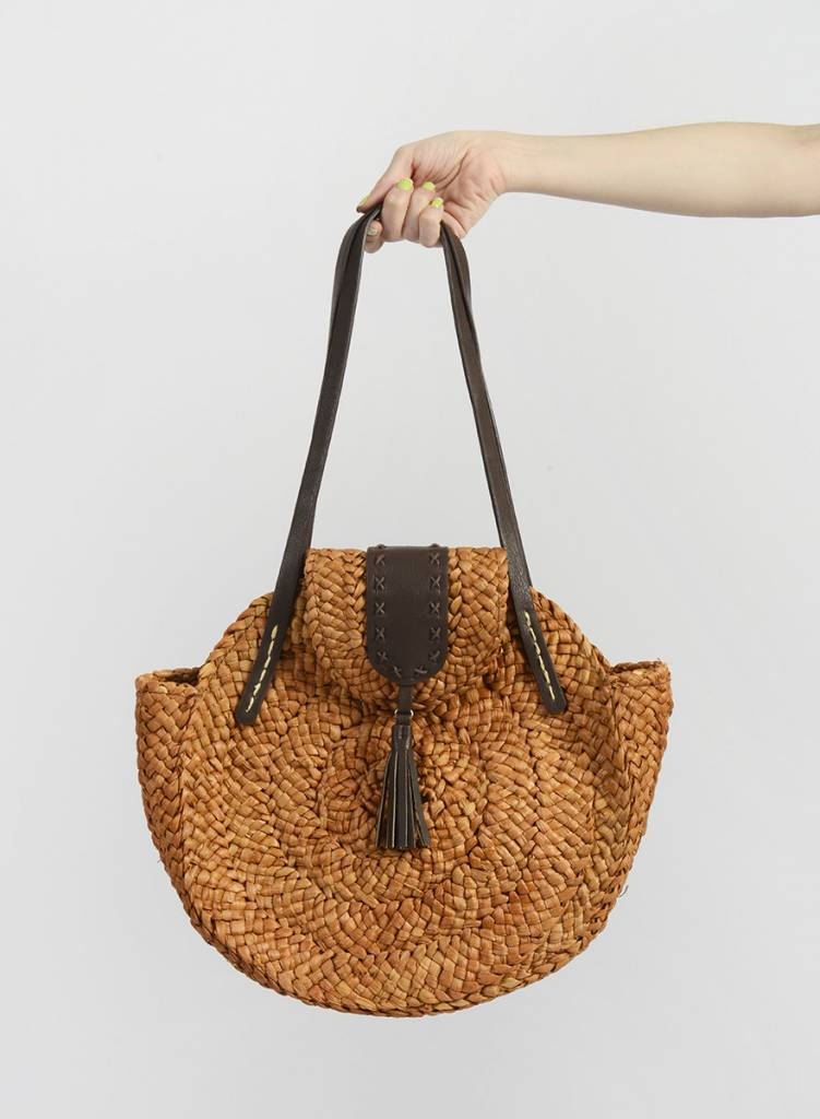 Other Cornhusk Summer Tote