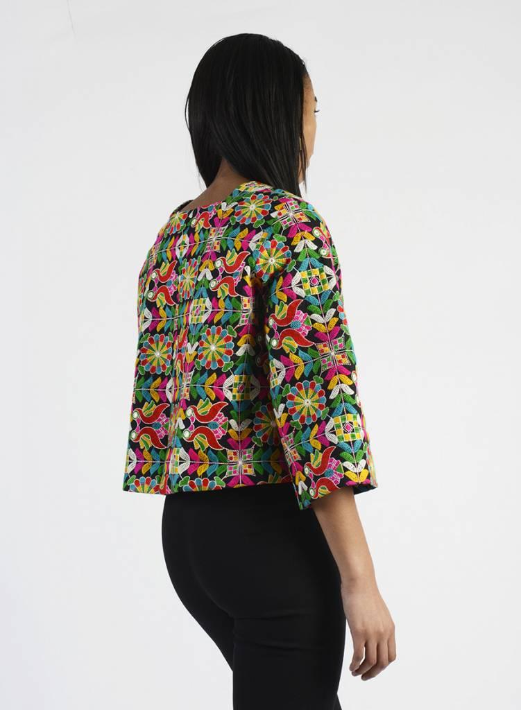 MiMi Frocks Shacket Jacket