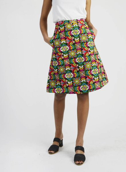 MiMi Frocks Folk Skirt