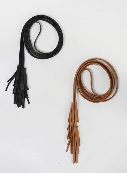 Ember Tassel Belt
