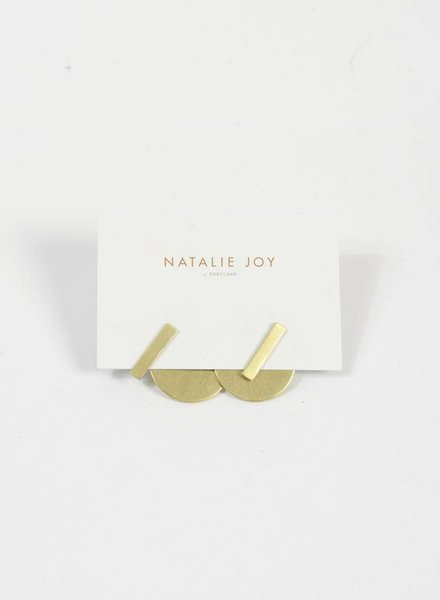 Other Natalie Joy Dual Shape Earring