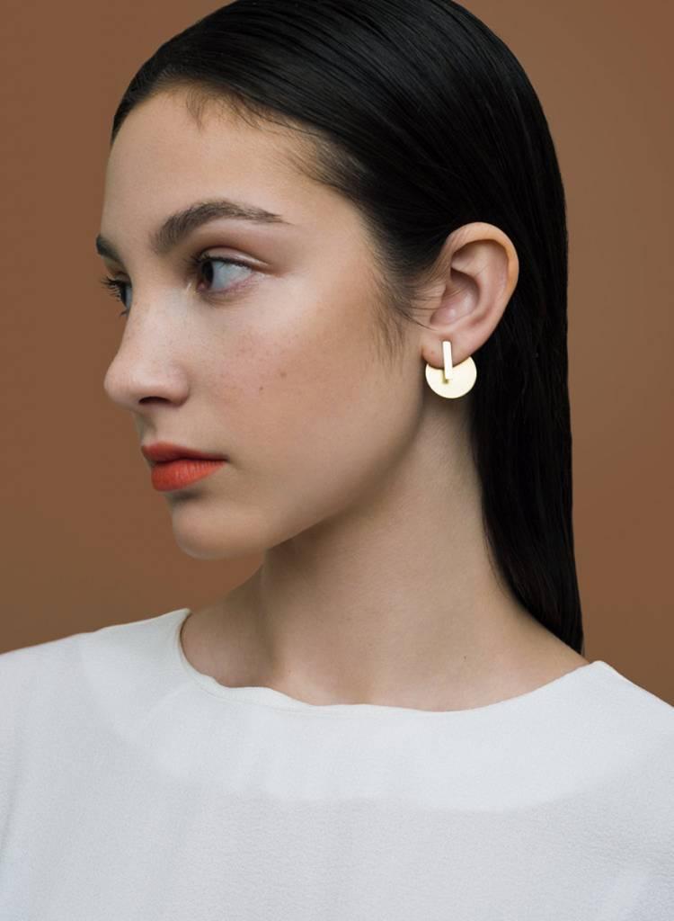 Other Natalie Joy Dual Shape Earring