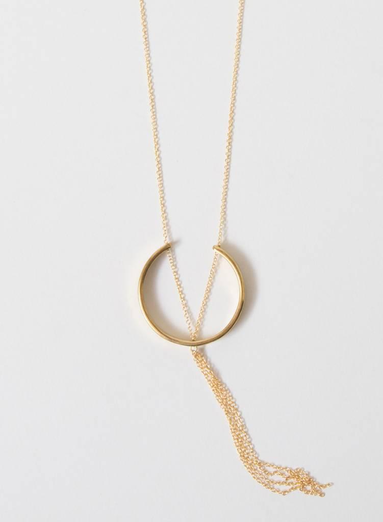 Soko Soko Hewa Pendant Necklace