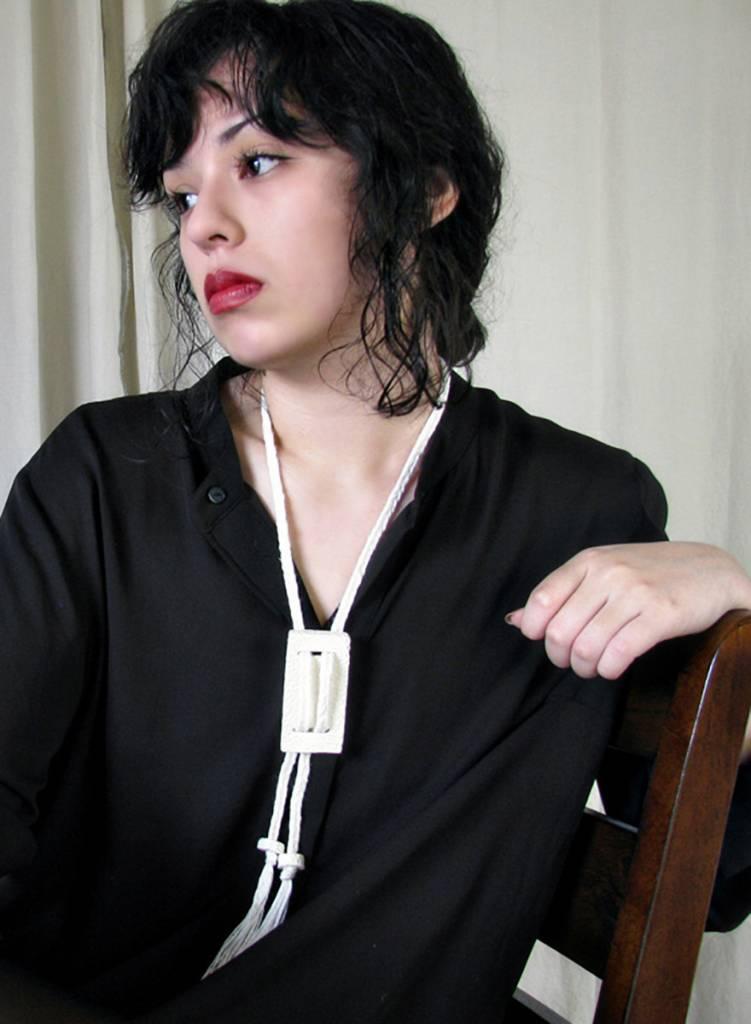 Kari Breitigam Bolo Necklace