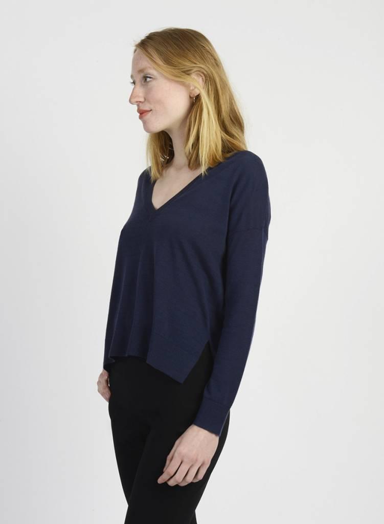 Sexy V Neck Sweater