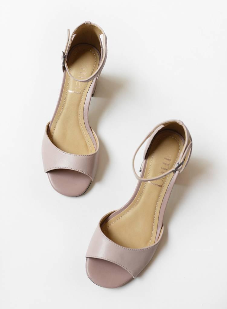 Kitten Heel Sandal