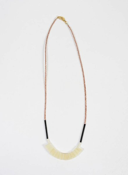 Fortune Duster Necklace