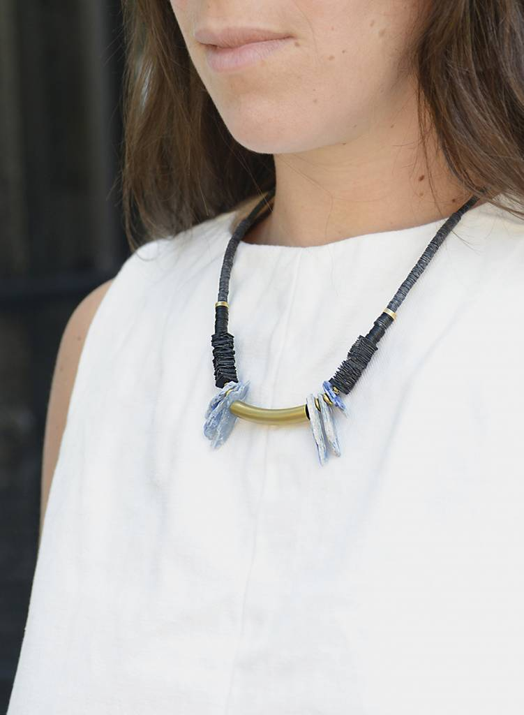 Fortune Kyanite Necklace