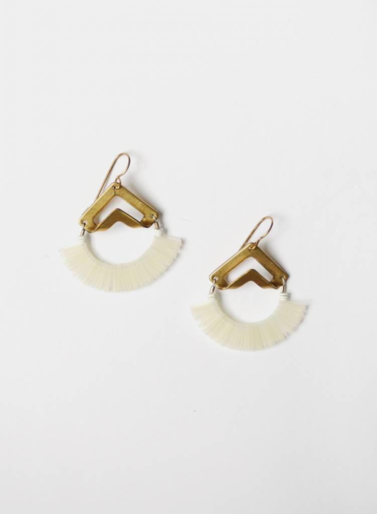 Fortune Duster Earring