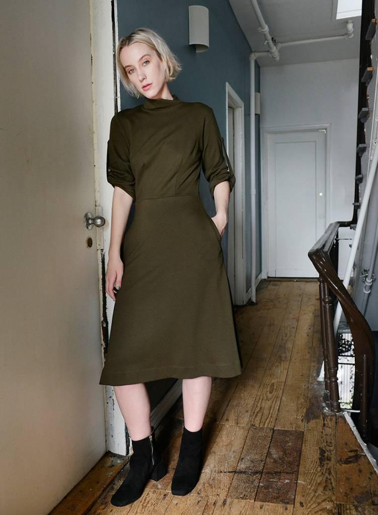 Jodphur Dress